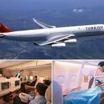 Turkish Airlines Rekordgewinn